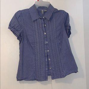 St. John's bay button up shirt